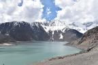 Yeso Dam, Chile
